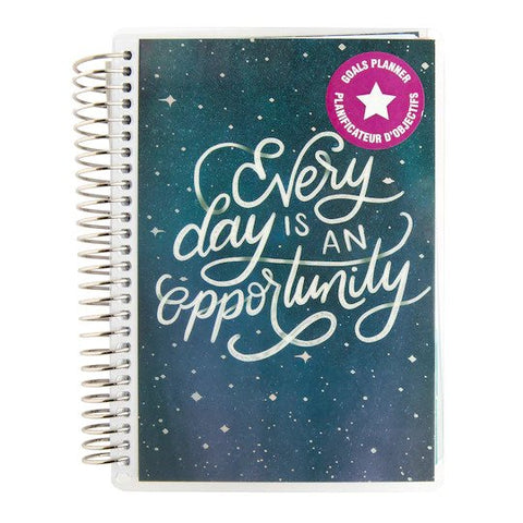 Recollections - Celestial Mini Goal Spiral Planner