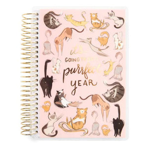 Recollections - Purr Cats Mini Spiral Planner