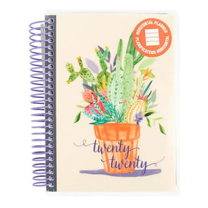 Recollections - Cactus Mini Spiral Planner