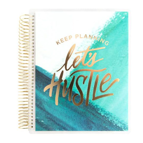 Recollections - Medium - Let's Hustle Spiral Planner