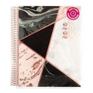 (***Oops***) Recollections - Large - Hourly Note-taking Spiral Planner