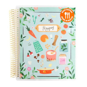 Recollections - Medium - Recipes Keepsake Spiral Planner