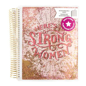 (***Oops***) Recollections - Medium - Strong Women Goals Spiral Planner
