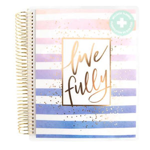 (***Oops***) Recollections - Medium - Live Fully Wellness Spiral Planner