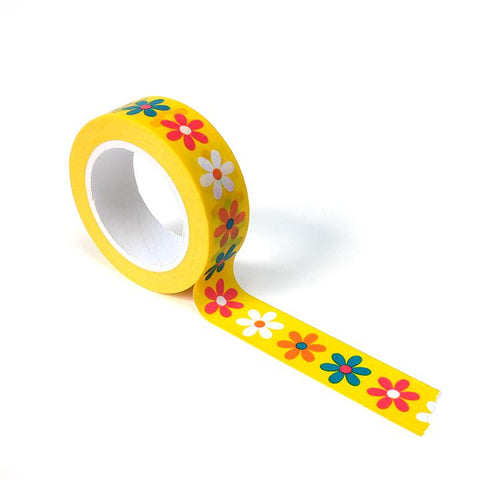 Daisy Washi Tape - Smarty Pants Paper Co.