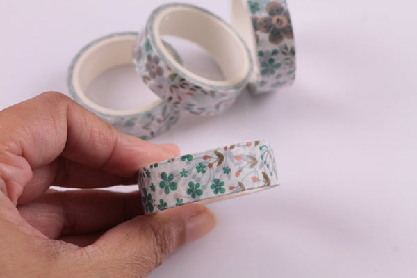 Floral Sprigs Washi Tape