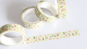 Christmas Icons Washi Tape