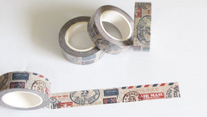 Christmas Mail Washi Tape