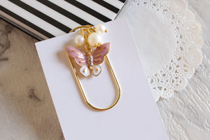 Gorgeous Butterfly Planner Dangle Clips