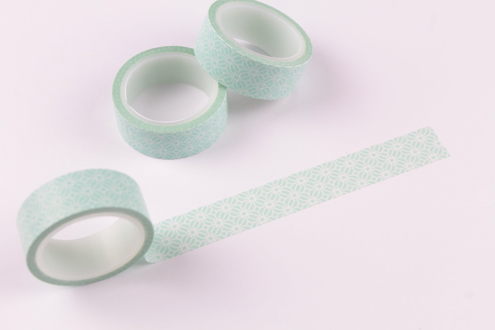 Mint Lace Washi Tape