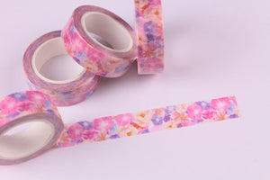 Gorgeous Floral Washi Tape