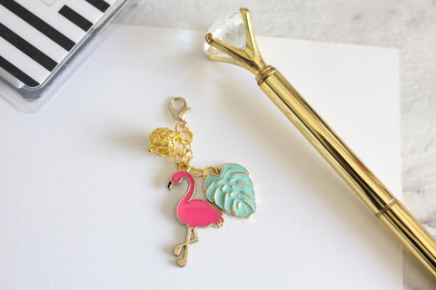 Tropical Delight Planner Charms