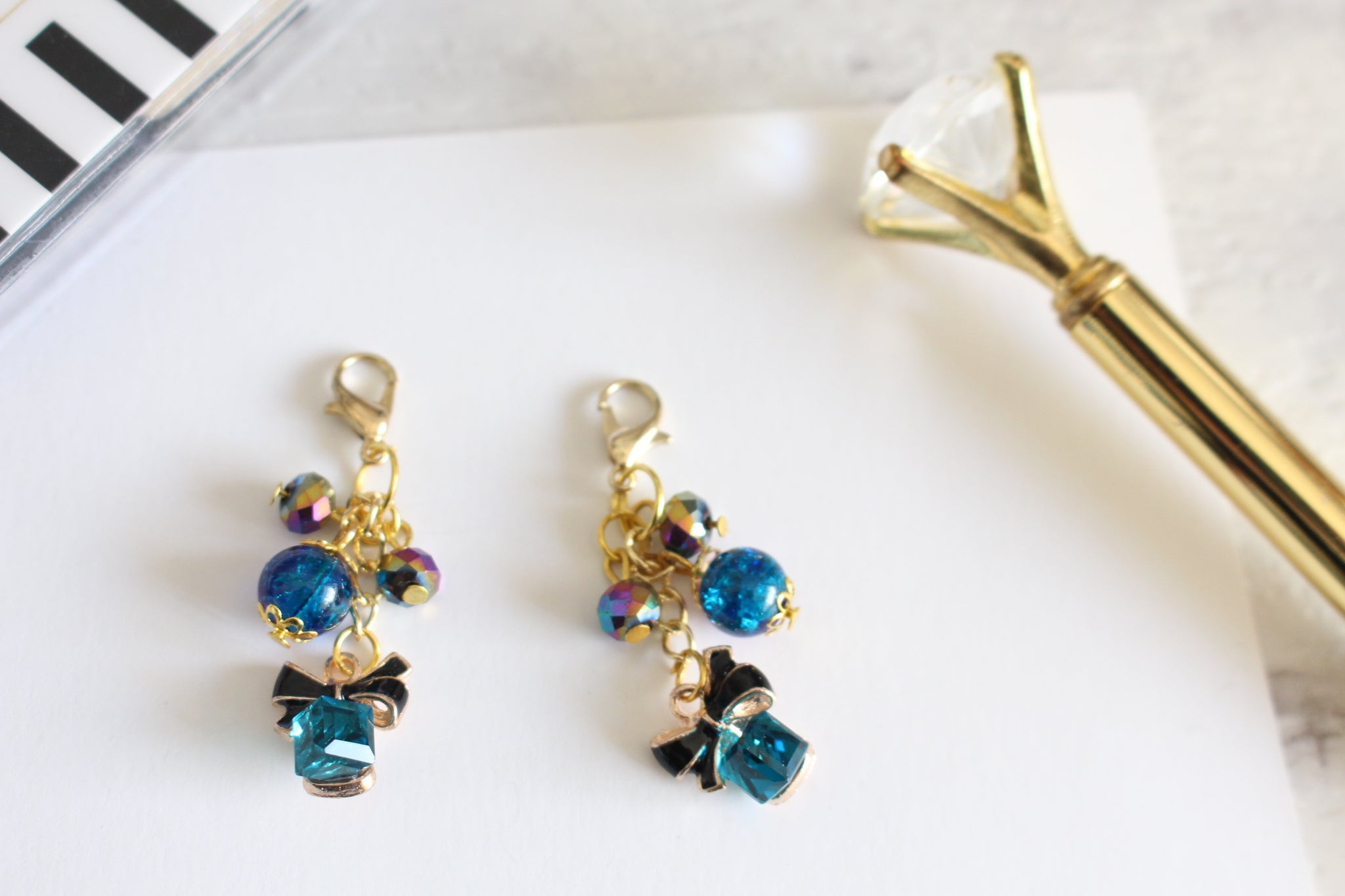 Blue Danube Planner Charms