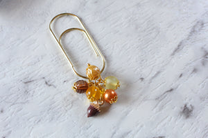 Colors of Fall Dangle Clip