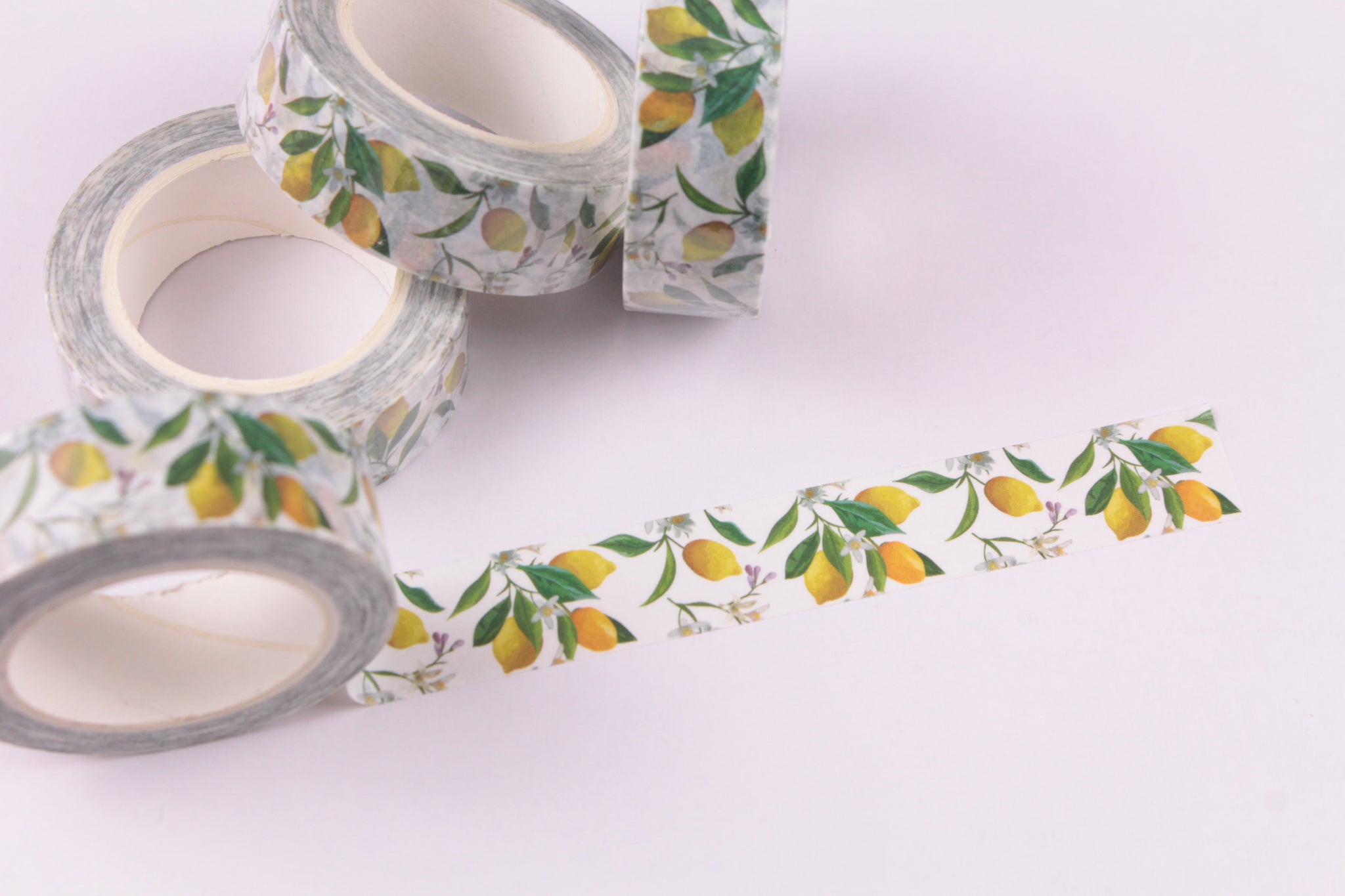 Lemon Tree Washi tape