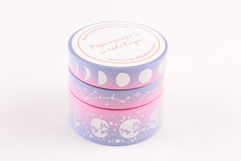 Lunar Magic Washi Tape - Aurora