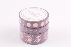 Lunar Magic Washi Tape - Dark Orchid