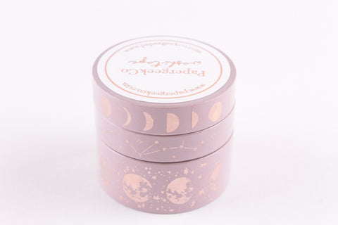 Lunar Magic Washi Tape - Satin Champagne