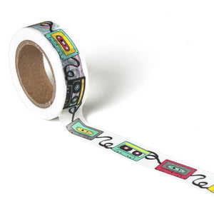 Mixtape Washi Tape - Smarty Pants Paper Co.