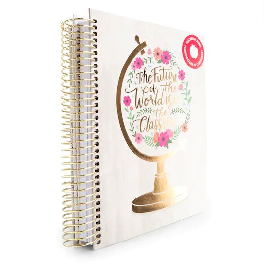 (***Oops***) Recollections - Medium - Future of the World Teacher Spiral Planner