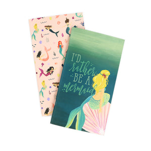 Echo Park Paper Co - Mermaid Travelers Notebook Insert Blank