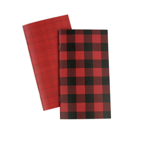 Echo Park Paper Co - Red Buffalo Travelers Notebook Insert Blank