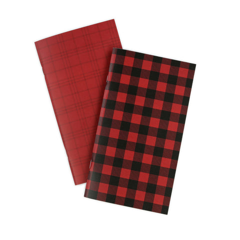 Echo Park Paper Co - Red Buffalo Travelers Notebook Insert Daily Calendar
