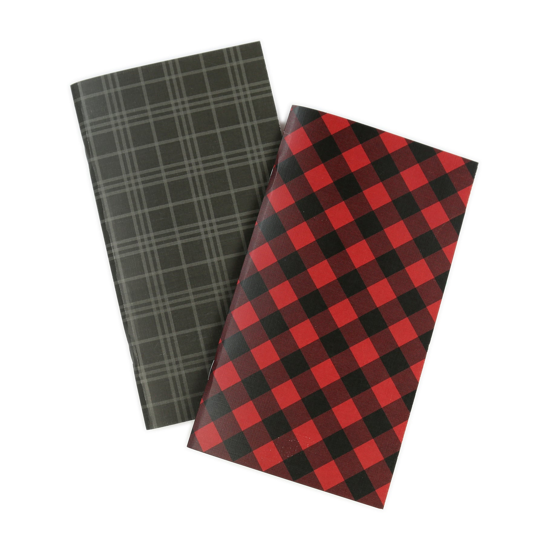 Echo Park Paper Co - Red Buffalo Travelers Notebook Insert Weekly Calendar
