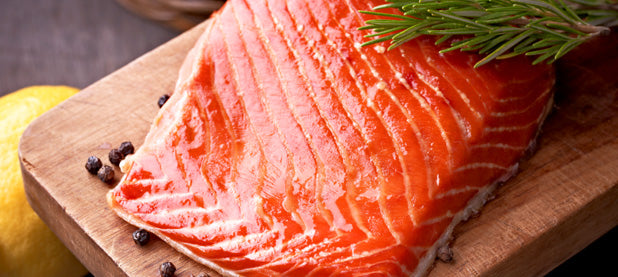 Smoke Salmon Fillet Specials