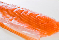 Smoked Salmon rich in Omega 3 fatty acids