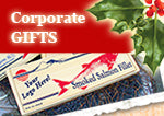 Wild Smoked Salmon Corporate Gifts