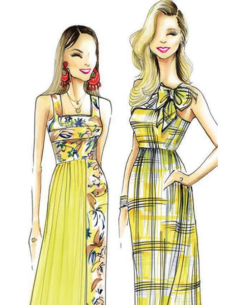 Social Glam with Palm Beach Illustrated