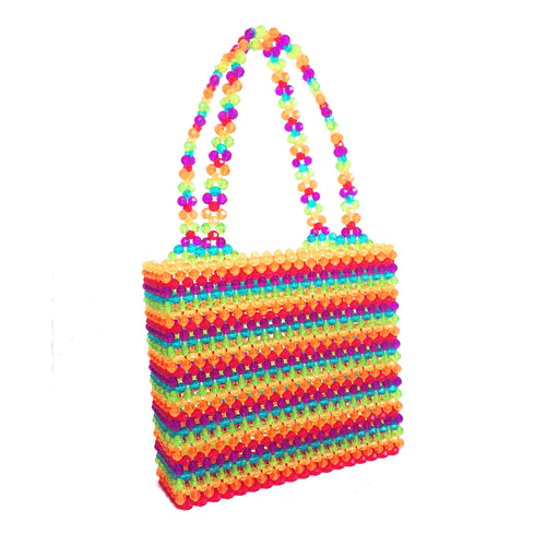 Faith Rainbow Tote