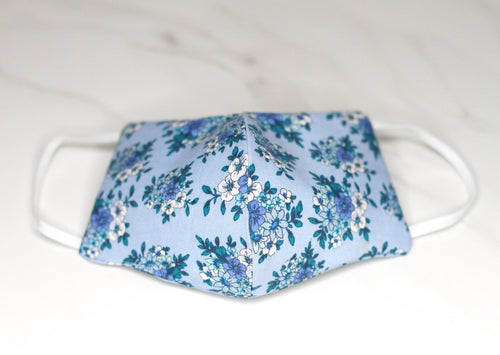 Female | French Blue Floral