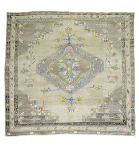 Heir Looms Vintage Turkish Rug No. J1126