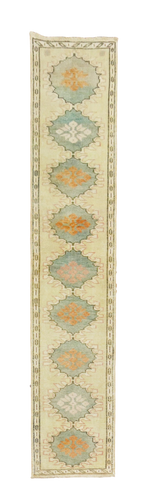Heir Looms Vintage Turkish Rug No. R5093
