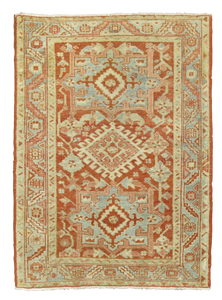 Heir Looms Antique Persian Rug No. J1190