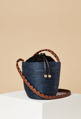 Crossbody Lunchpail / Navy