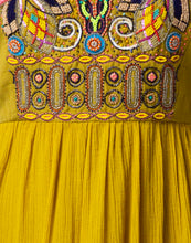 Load image into Gallery viewer, Rabari Dress Citrine