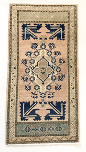 Heir Looms Vintage Turkish Rug No. 194