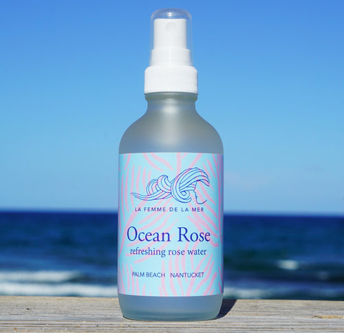 Ocean Rose Refreshing Rose Water