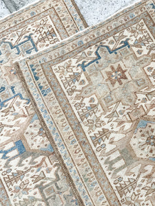 Heir Looms Vintage Persian Rug Pair No. R5050/5051