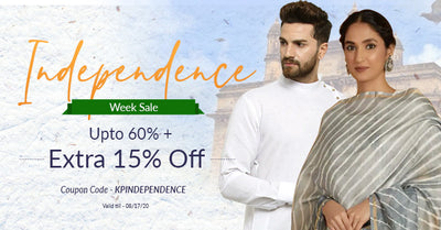 Independence Week sale