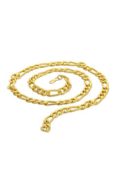 Men's Alloy Chain in Gold