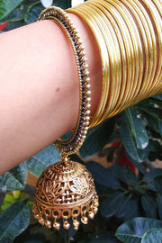 Women's Alloy Bangles in Gold