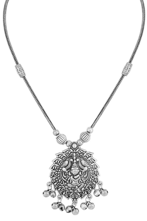 Women's Alloy Pendant in Silver