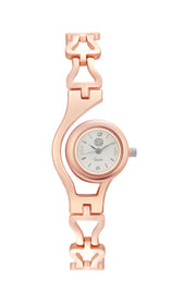 Women's Metal Watches in Rose Gold
