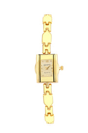 Women's Metal Watches in Gold