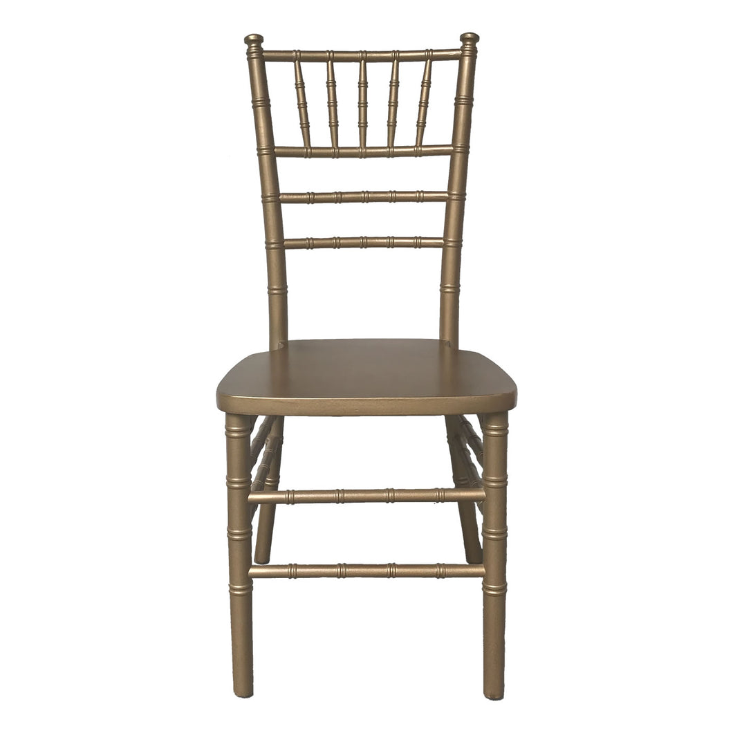 Gold Tiffany Chair - Tiffany Chairs Rental