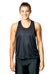 Womens Mesh Active Wear Vest